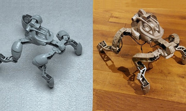 image about 3d Printable Robot named Style your particular 3D-revealed robot creatures STEAM Sign up