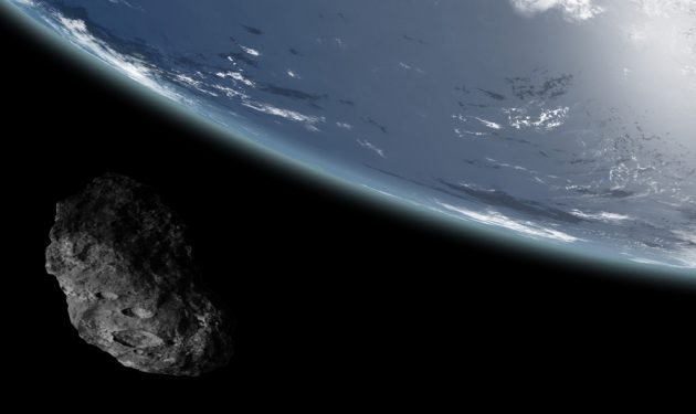 Asteroid Alert – Halloween Asteroid Hurtles Towards Earth | STEAM ...